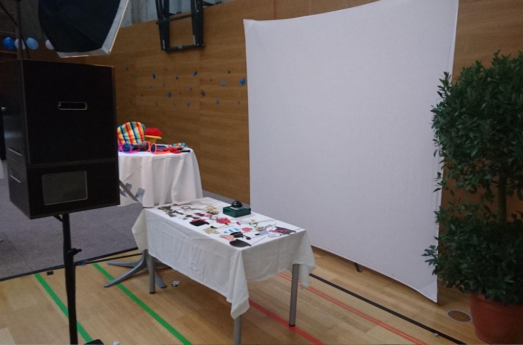 Eventprint FotoBox - Hochzeit Sepp-Öller-Sporthalle Mattighofen