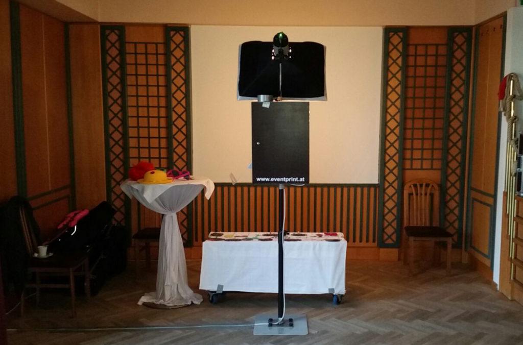 Eventprint FotoBox - Hochzeit Jägerwirt Lengau